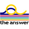logo gospelkoor the answer